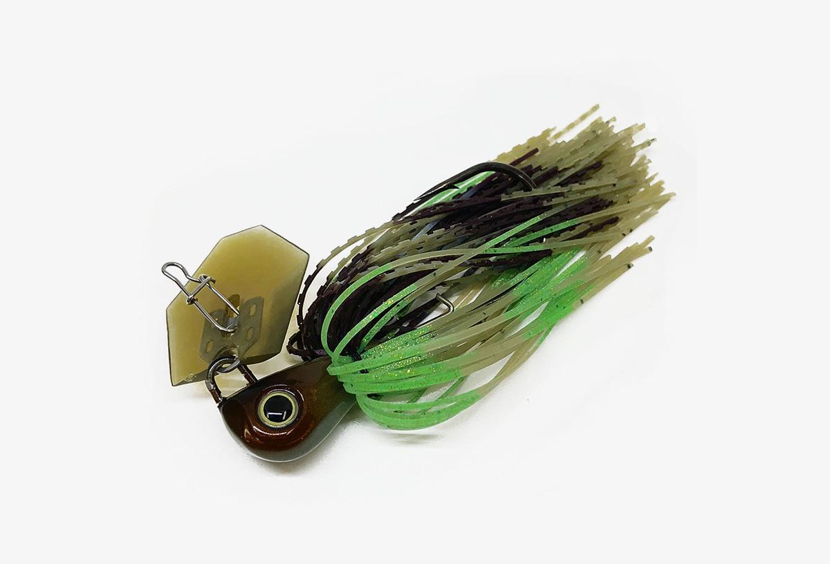 #01 Lime Bug